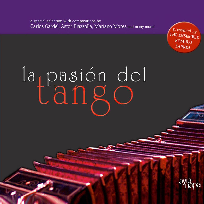 La pasion del tango CD 55413-2 (Allemagne/Germany)