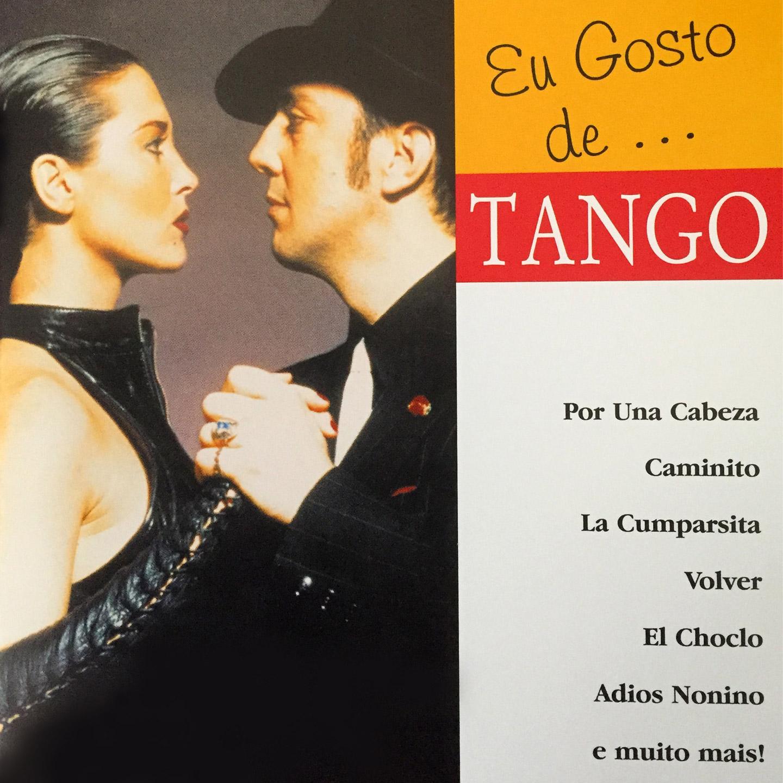 Eu gosto de Tango CD 00572/2<br> (Brésil/Brazil)